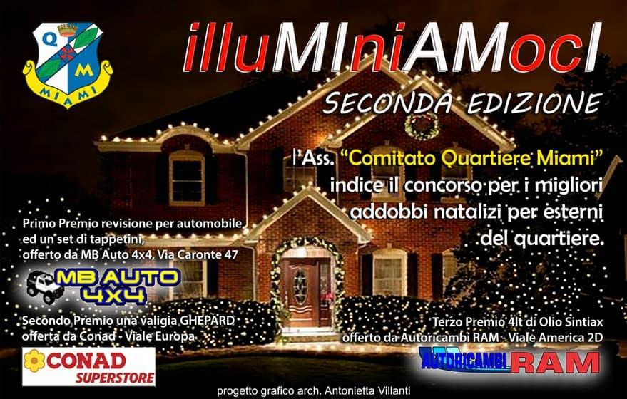 Ladispoli, Al via la seconda edizione di 'illuMIniAMocI'