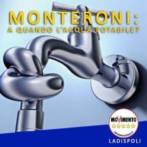 ''Acqua potabile a Monteroni. Risposte evasive alla nostra interrogazione in consiglio''