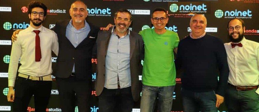 Da Cerveteri a Treviso, Noinet aumenta la velocità di internet con la fibra ottica open fiber