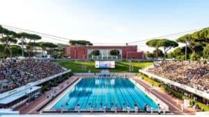 Roma vince il nuoto: nella capitale i Campionati Europei 2022