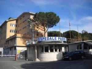 Trafugato un elettrocardiografo all'Ospedale Padre Pio di Bracciano