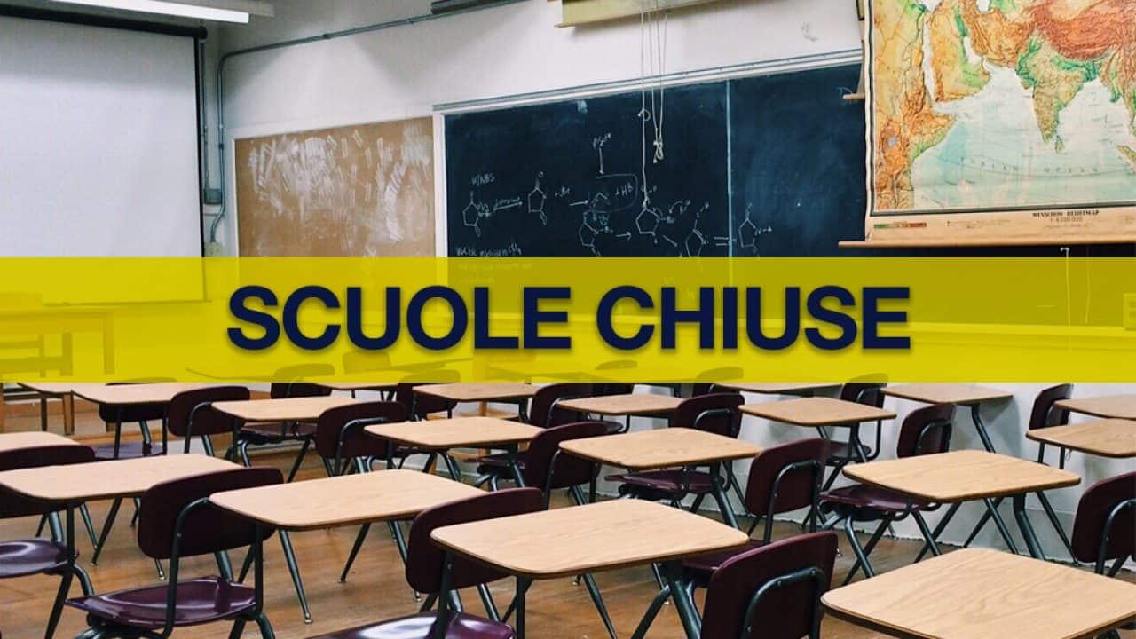 Maltempo, domani a Roma scuole chiuse