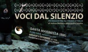 Santa Marinella, questa sera appuntamento con 'Voci dal Silenzio'