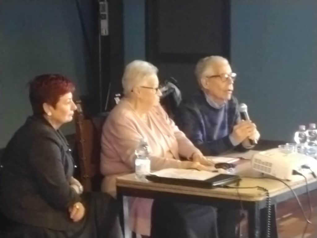"""""""Per essere, bisogna essere stati"""": la memoria storica al centro di due iniziative dell'istituto 'Di vittorio' di Ladispoli"""