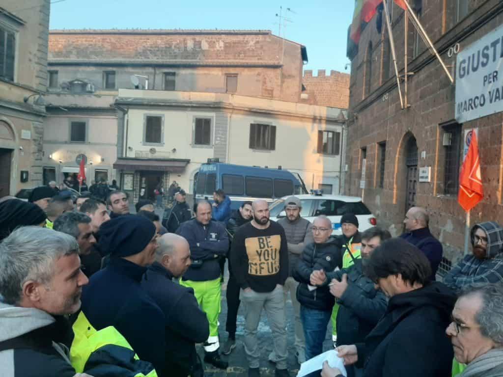 Igiene urbana Cerveteri, sciopero posticipato al 9 marzo