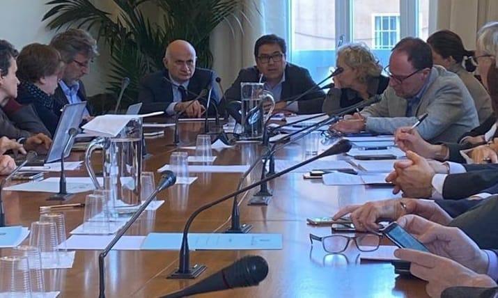 Coronavirus, la Regione avvia una task force del servizio sanitario regionale