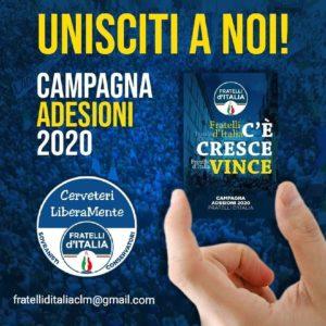 Fratelli d'Italia Cerveteri LiberaMente incontra i cittadini