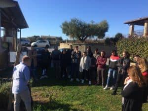 Continua il progetto alternanza scuola-lavoro con l'Alberghiero di Ladispoli