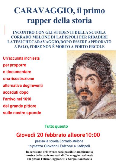 Ladispoli, Caravaggio arriva alla Corrado Melone
