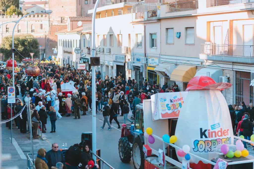 A Montalto di Castro il Carnevale pronto ad esplodere