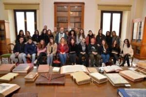 Tarquinia, l'Istituto Cardarelli scopre i tesori del Ce.Si.Va.