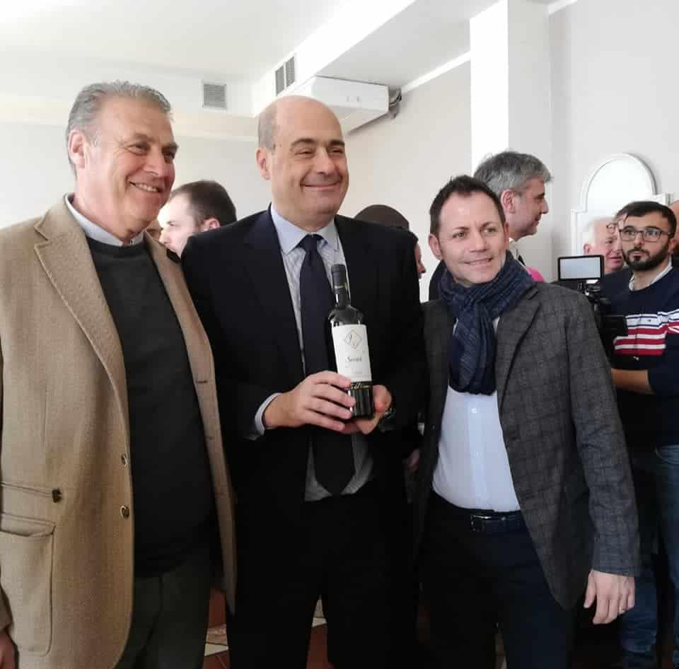 Alla Locanda dei Girasoli il vino di Cerveteri della Valle del Canneto