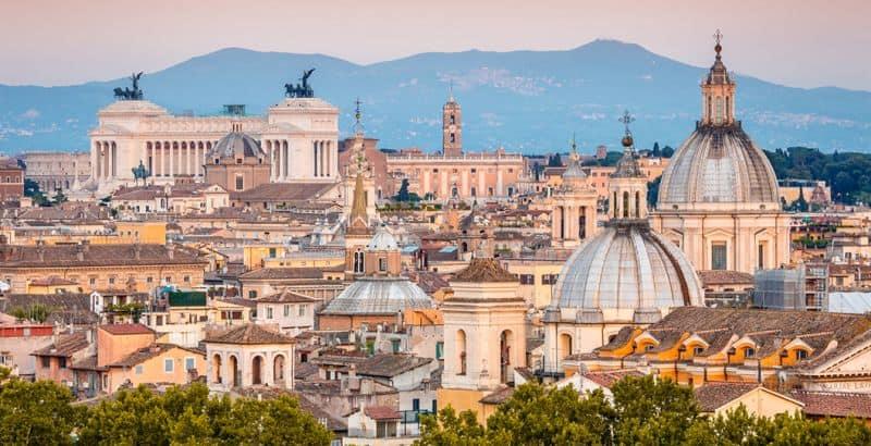 Buon compleanno Roma: la Città eterna compie 2774 anni