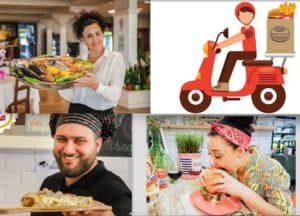 baraonda food consegne a domicilio social food litorale