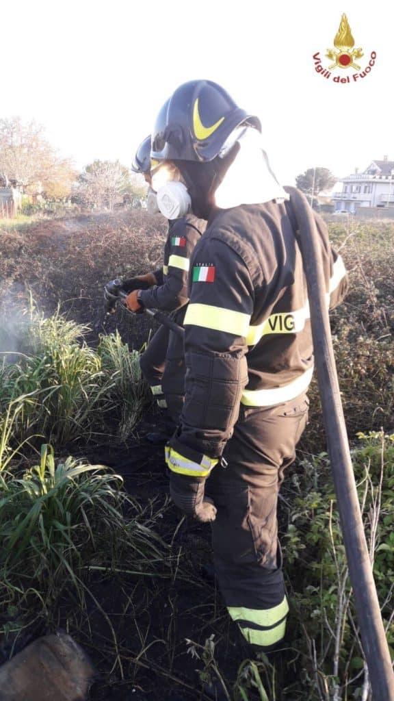 Fuga di gas a Manziana e Bracciano, sul posto i vigili del fuoco