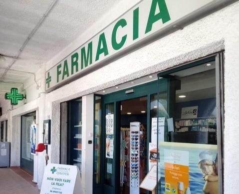 Rapina alla farmacia di Marina di Cerveteri: il 30enne individuato anche grazie a un passante