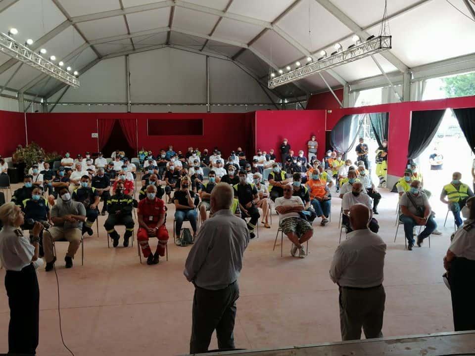 Fiumicino, Montino incontra i volontari impegnati nel monitoraggio del territorio