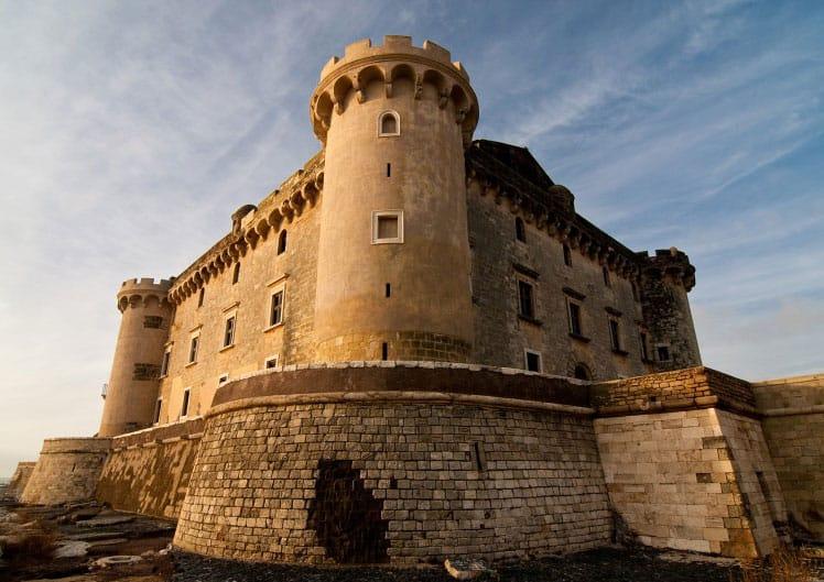 castello odescalchi ladispoli palo