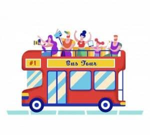 Santa Marinella, trasporti: la Big Bus Tour vince il bando d'interesse