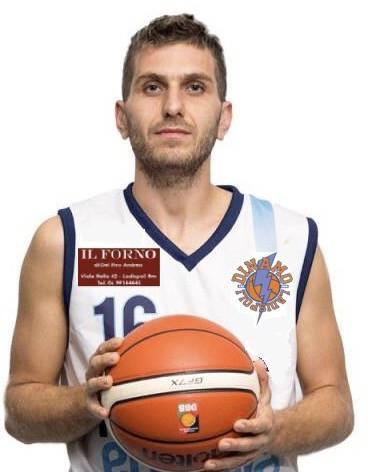 Ladispoli, Dinamo scatenata: arriva Giuliano De Martino, playmaker proveniente dalla Cestistica Benevento