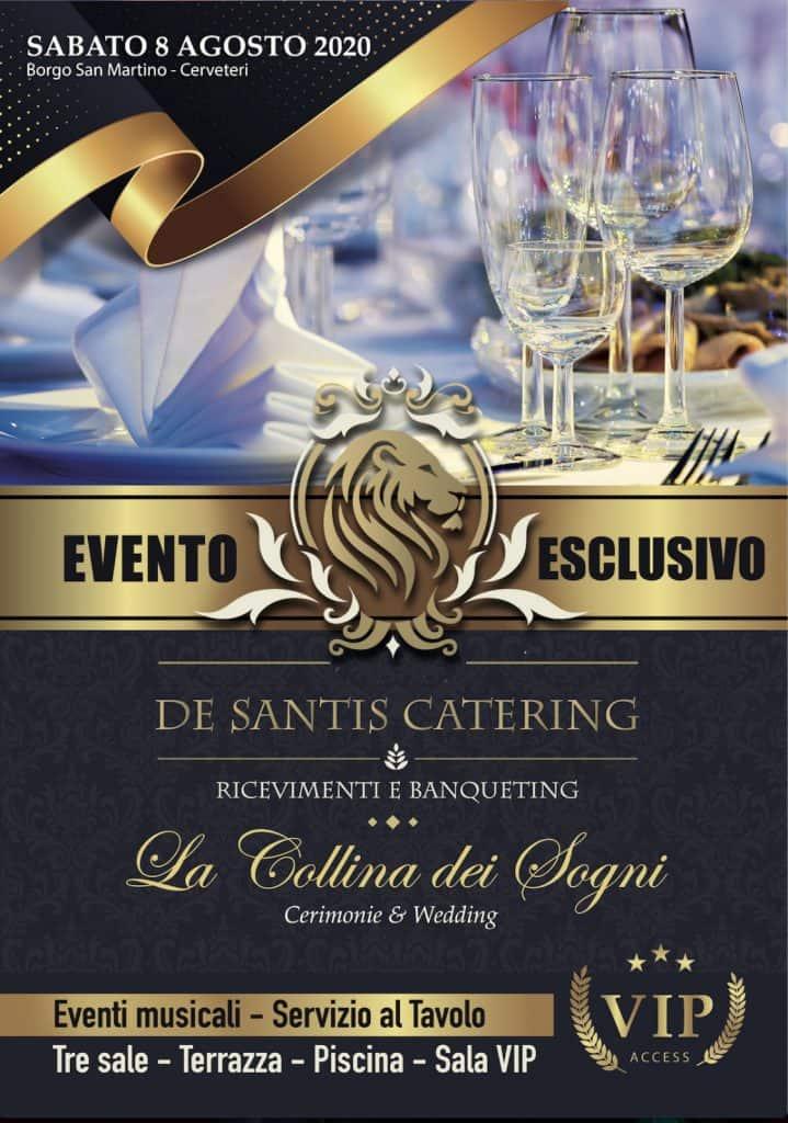 de santis catering