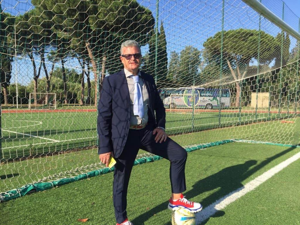 Calcio, un Cerveteri giovane e pieno di speranze