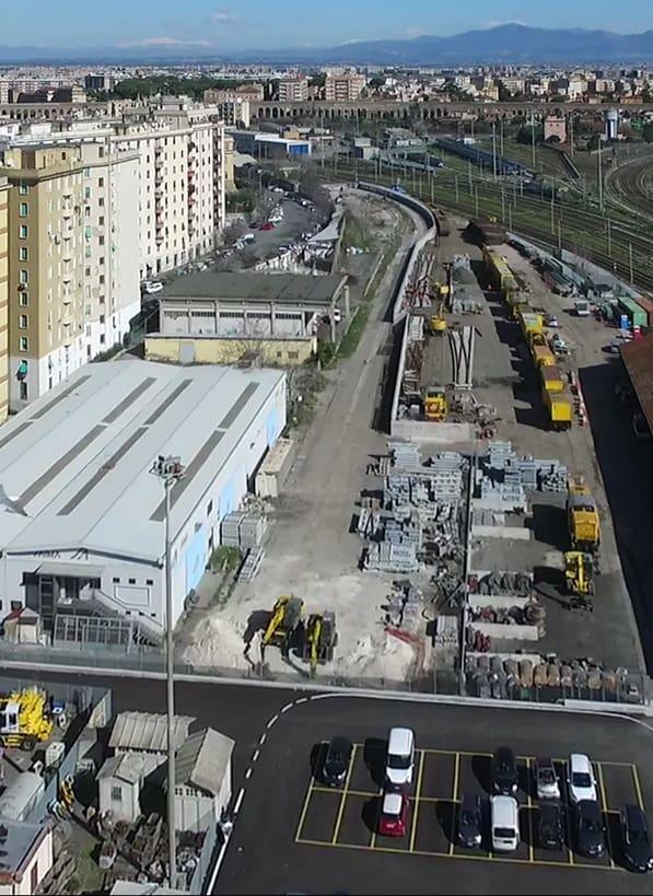 Fs Sistemi urbani: selezionati i 5 finalisti del bando internazionale reinventing cities per Roma Tuscolana