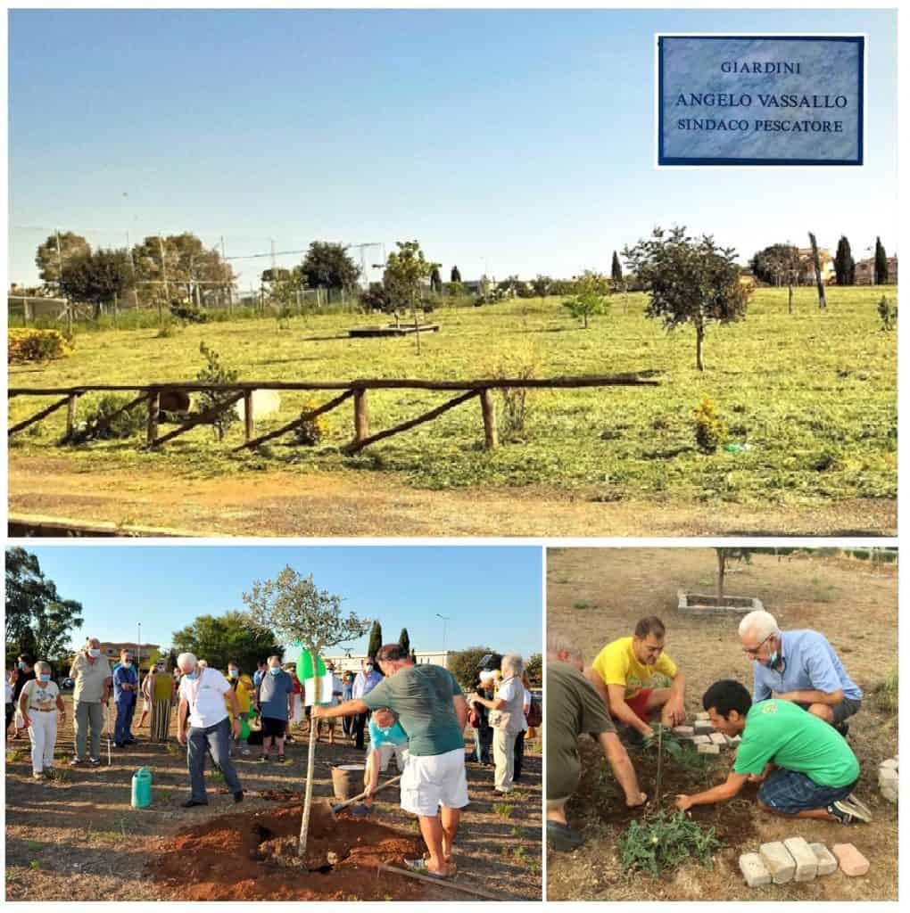Ladispoli, le associazioni e i cittadini uniti per il giardino