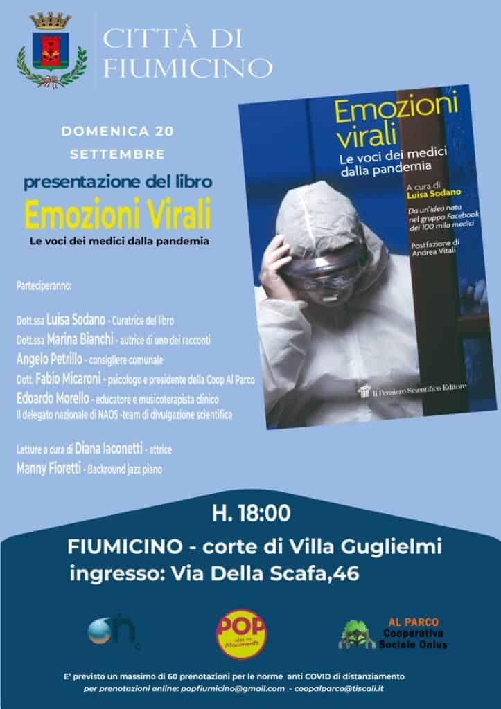 A Fiumicino la presentazione del libro
