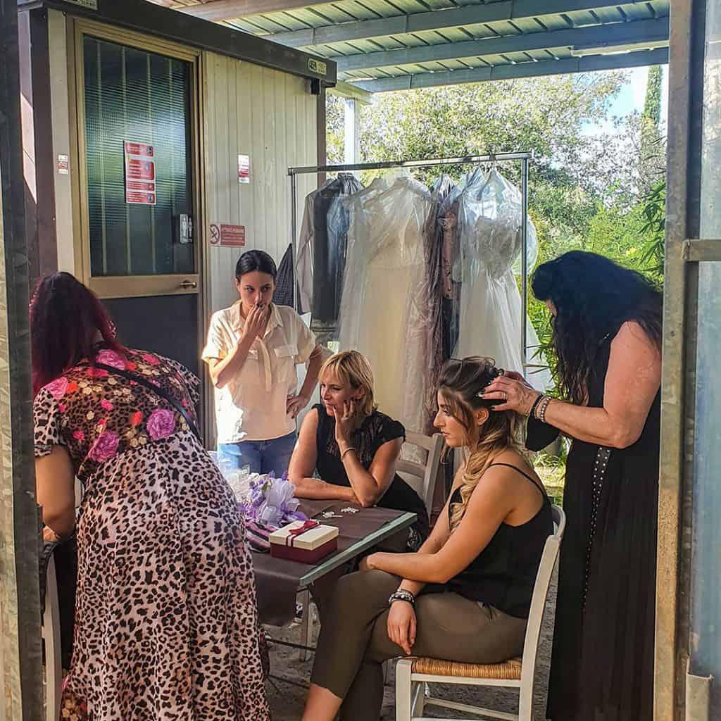 wedding cerveteri ladispoli rosa spose creare è arte ilaria brunetti sabrinare galeotti