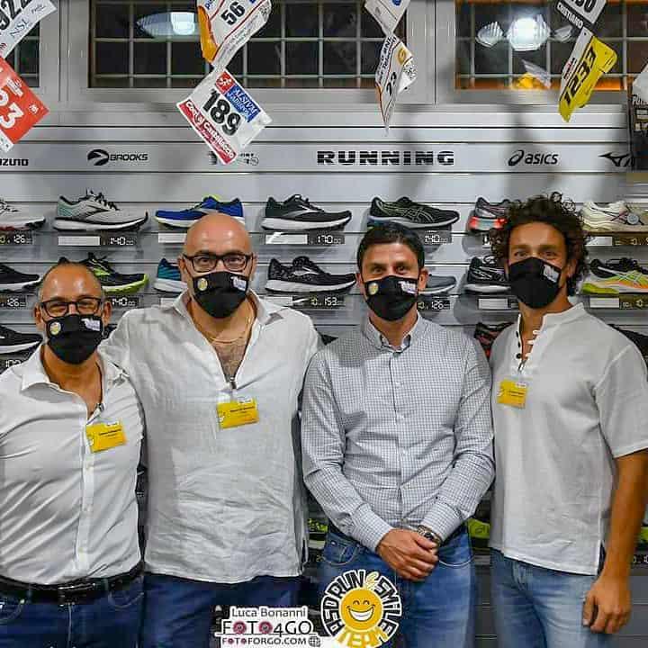 Corsa Ladispoli Run&Smile Todaro