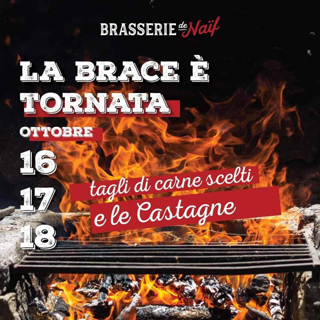 brasserie de naif brace castagne griglia