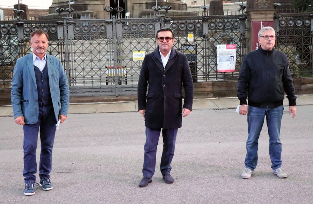 Successo di pubblico a Monza per lo spettacolo ideato dall'attore e regista di Cerveteri, Agostino De Angelis