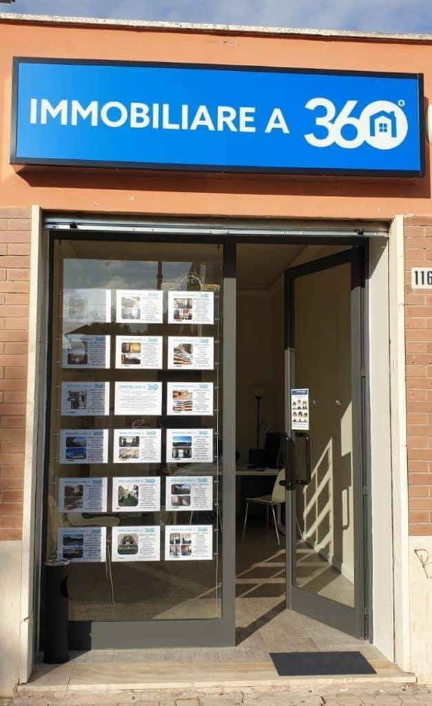 agenzia immobiliare a 360
