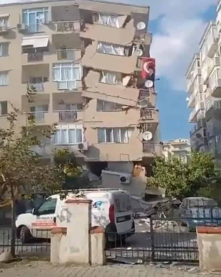 Terremoto Grecia, fortissima scossa nel Mar Egeo: magnitudo 7.0