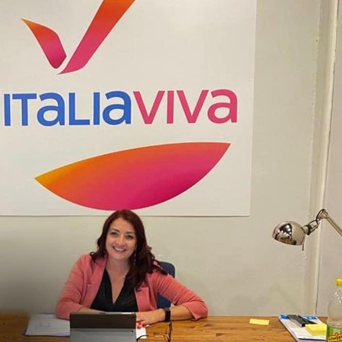 Marietta Tidei nella cabina di regia nazionale di Italia Viva