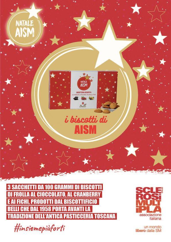Cerveteri, sabato in Piazza Aldo Moro il punto solidale del Natale di AISM