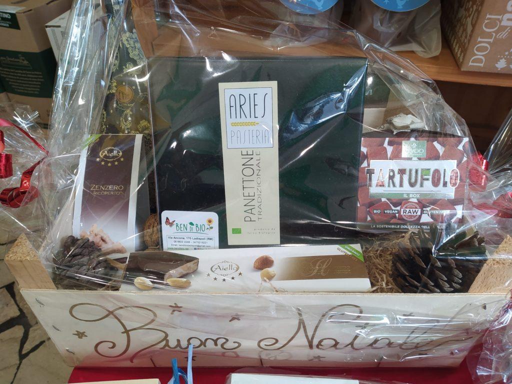 Cesto Natalizio: il regalo più gradito