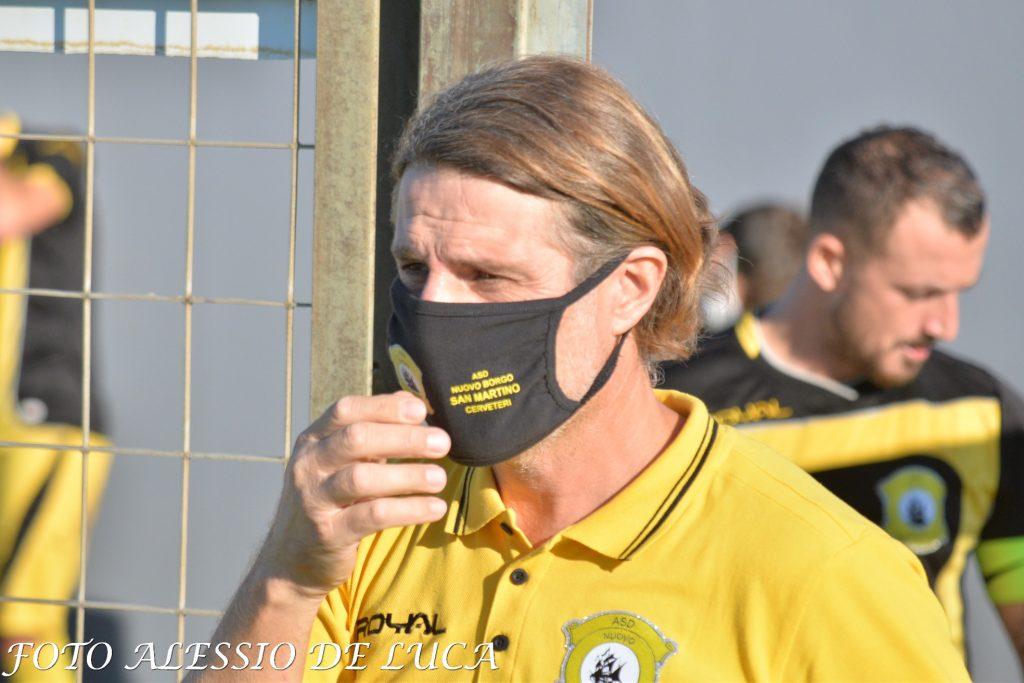 Calcio: Bernardini spinge il Borgo San Martino
