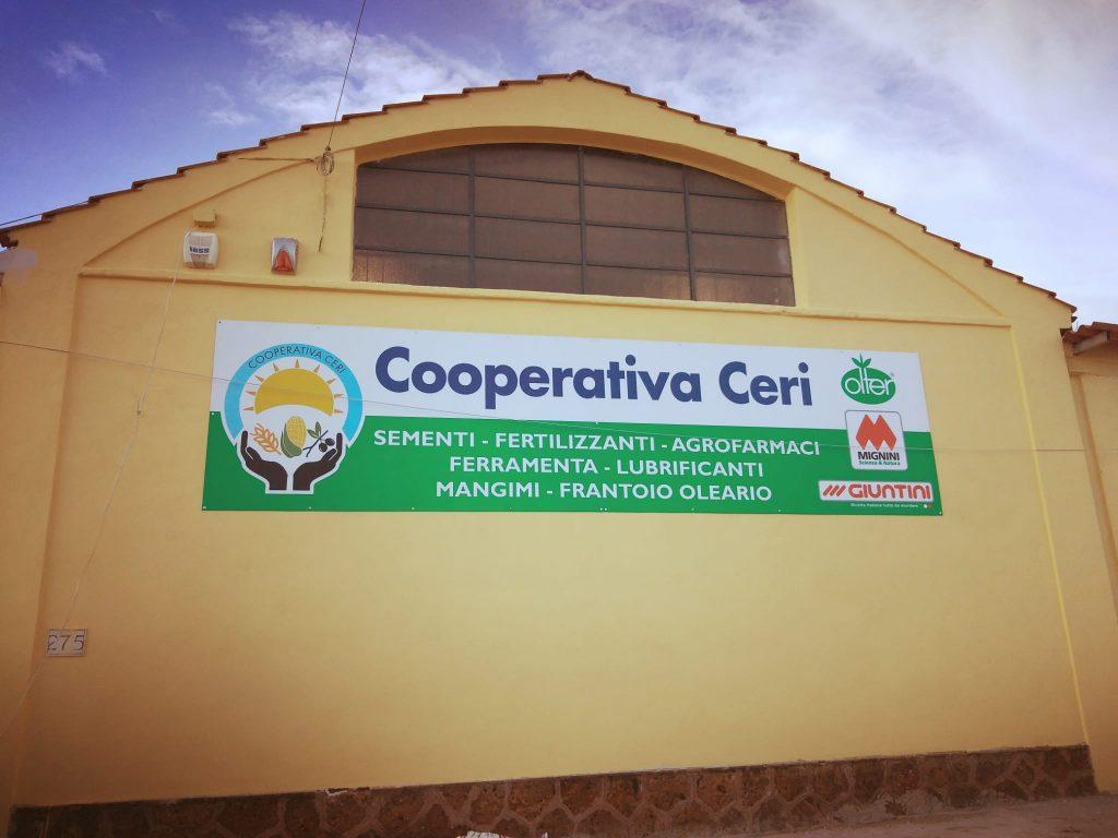Cerveteri, l'assessore Ferri in visita alla Cooperativa Ceri