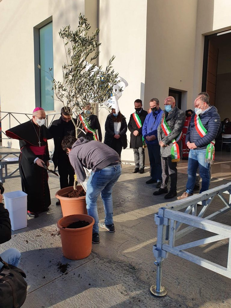 A Civitavecchia l'incontro per la Pace promosso da azione cattolica