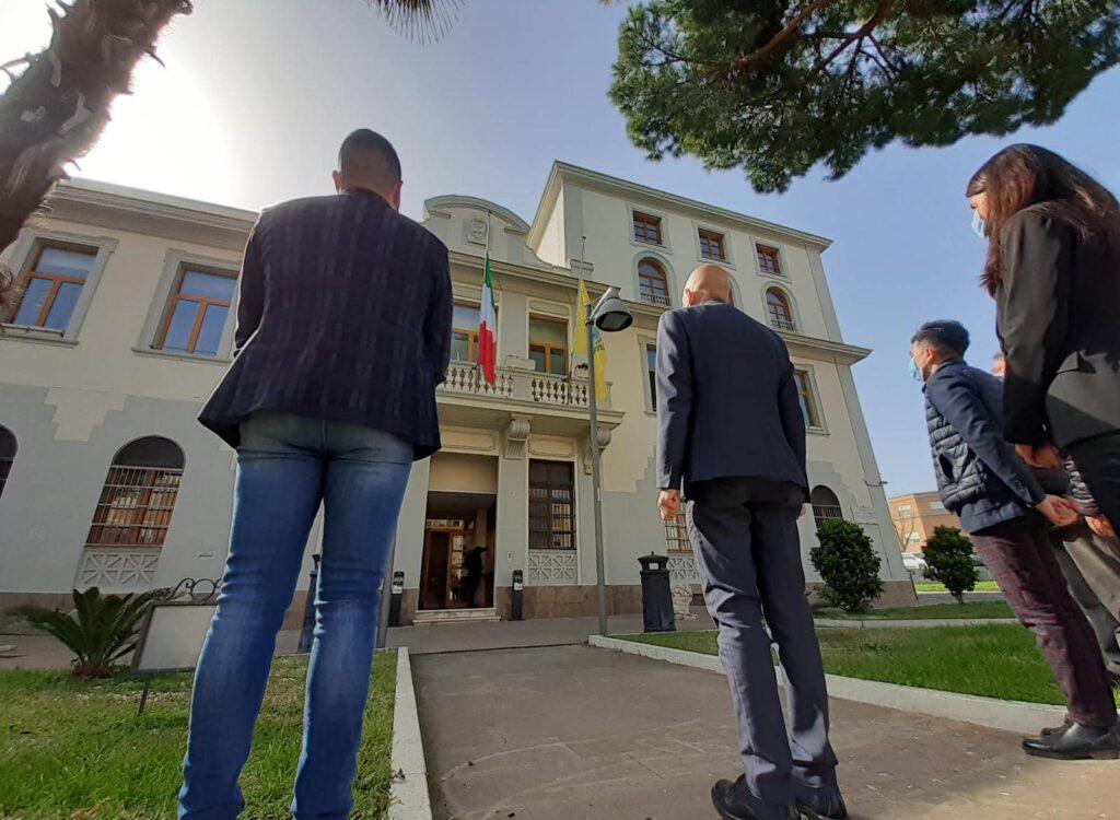 Civitavecchia: Palazzo del Pincio ha ricordato le vittime dell'attentato in Congo