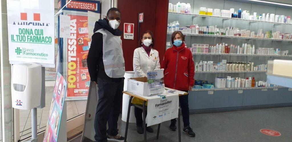 Ladispoli, raccolte 237 confezioni di farmaci