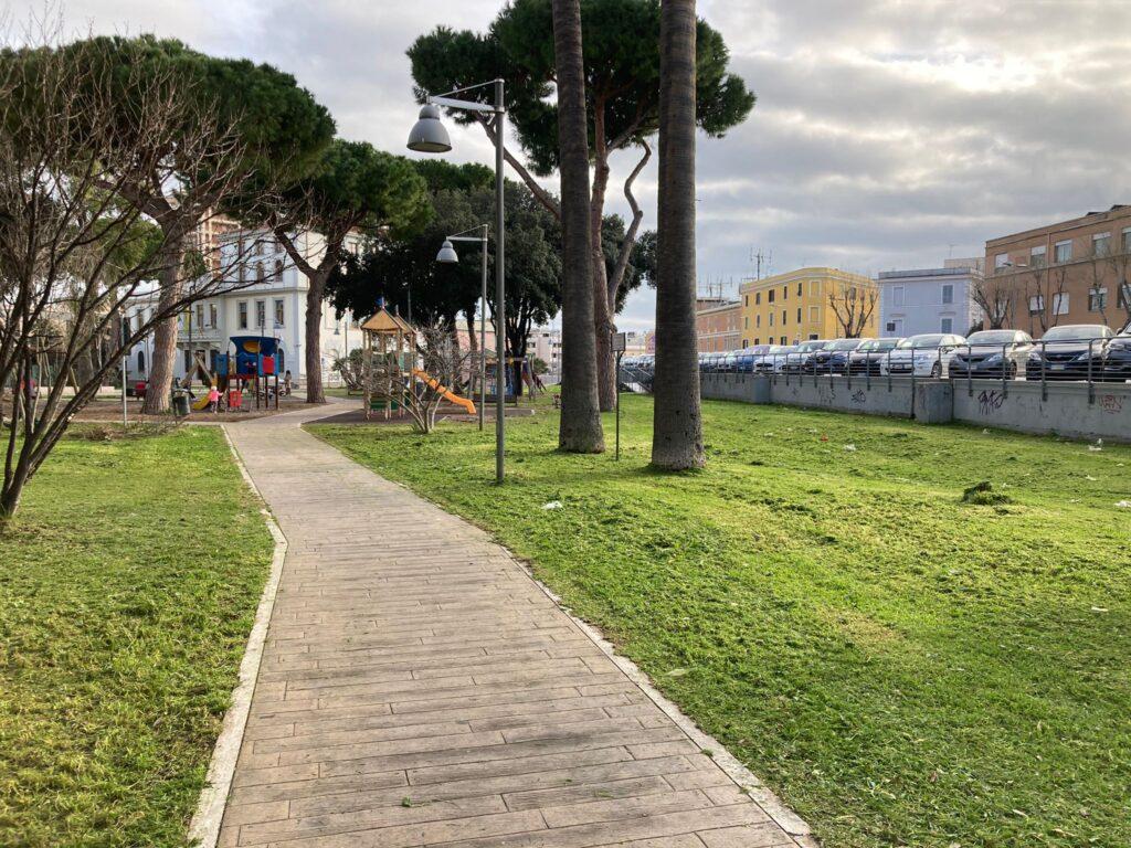 """Civitavecchia, Magliani: """"Verde e arredo urbano, la città cambia aspetto"""""""
