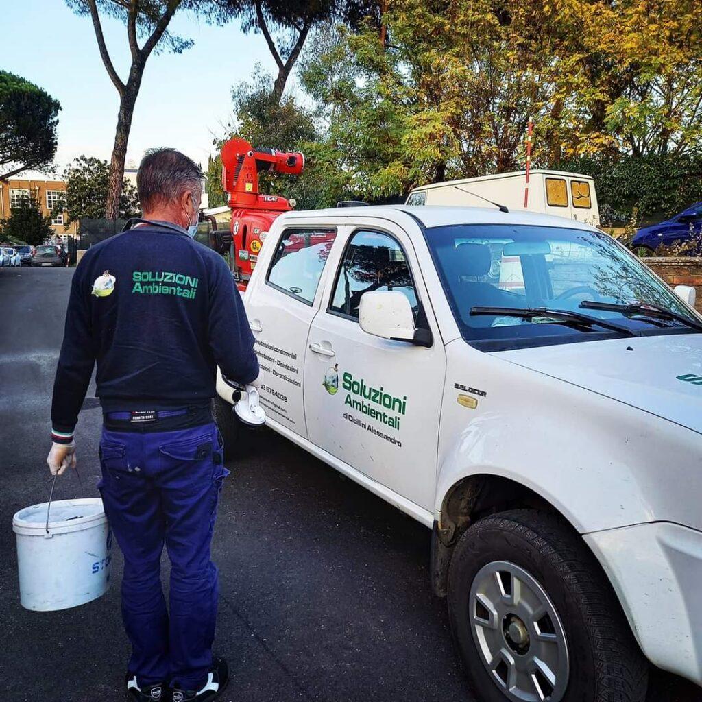 cicillini soluzioni ambientali spurgo disinfezione disinfestazione sanificazione