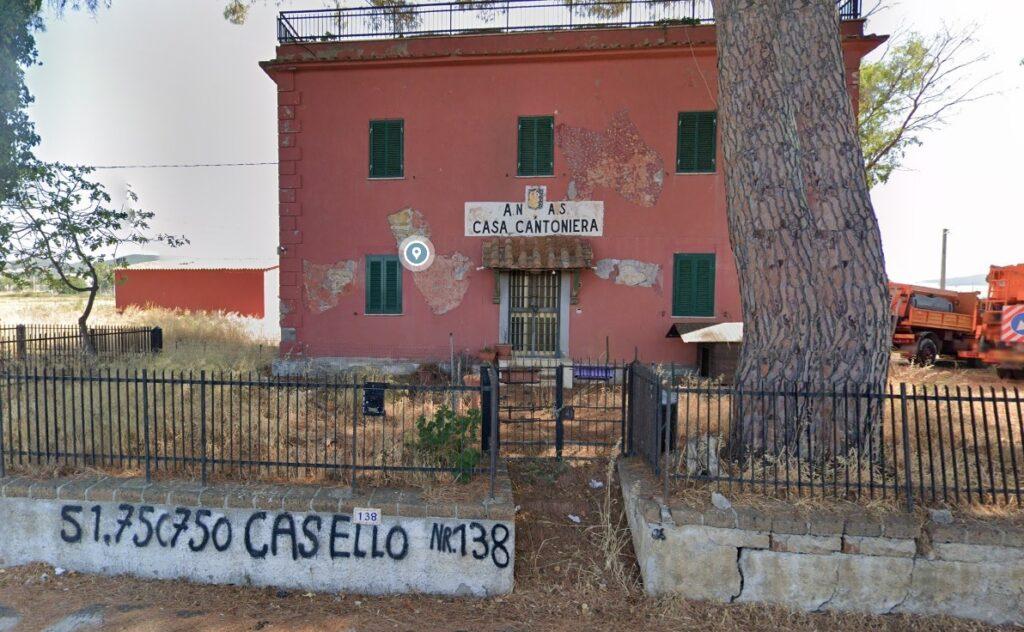 A bando le case cantoniere: c'è anche quella di Santa Marinella