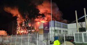 Francia, in fiamme data center OVH: migliaia di server in down