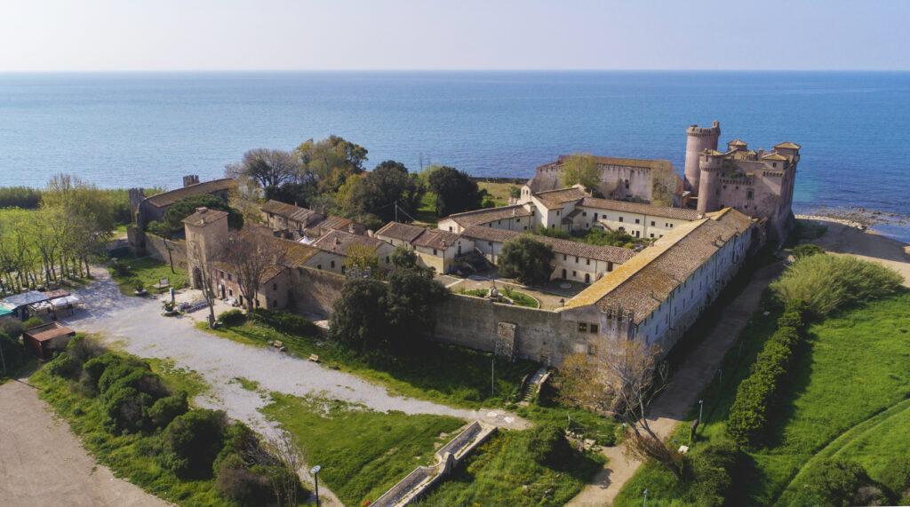 Week end Castello Santa Severa
