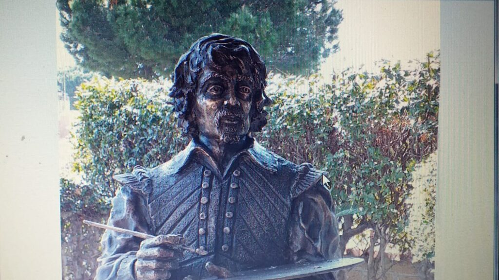 Ladispoli: il 15 maggio la statua di Caravaggio sul lungomare Marina di Palo