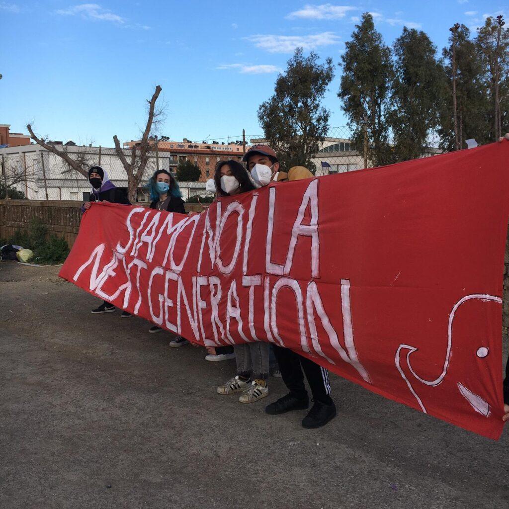Civitavecchia: gli studenti scendono in piazza per ripartire